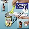 Универсальная открывалка консервный нож 8 в 1  Kitchen CanDo (Китчен КэнДо)
