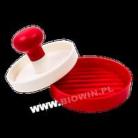 Пресс для гамбургеров - пластиковый, диаметр 11 см