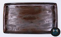 Прямоугольная тарелка 16,5х31 см