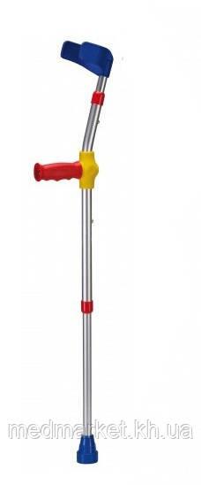 Подлокотный костыль для детей Ossenberg Kiddy Line combi 241DSK-BU