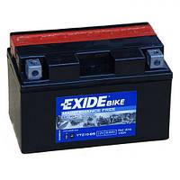 EXIDE YTZ10-BS / ETZ10-BS Мото аккумулятор 8,6 А/ч, 145 А, 150х87х93 мм