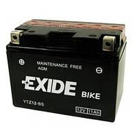 EXIDE GEL12-30 Мото аккумулятор 30 А/ч, 180 А, 197x132x186 мм