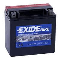 EXIDE YTX14L-BS / ETX14L-BS Мото аккумулятор 12 А/ч, 200 А, (-/+), 150х87х145 мм