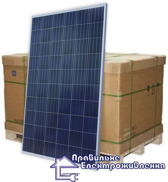 10,8 кВт сонячних панелей Perlight ( 40 шт PLM-270P ), фото 1