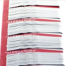 Невидимка ALEKSANDRA простая 5,5см (100шт.) (Код: ZN0345)