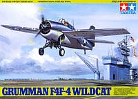 Grumman F4F-4 WIDCAT 1/48 TAMIYA 61034