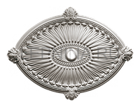 Розетка из гипса р-152 875х1185