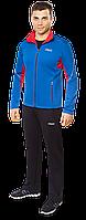 Мужской спортивный костюм c итальянськой ткани размер: (48-M) (50-L) (52-XL)