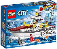 LEGO® City РЫБОЛОВНЫЙ КАТЕР 60147