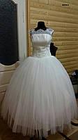 Пышное свадебное платье Аланья