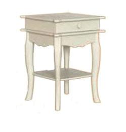Элемент спального гарнитура Риана, от мебельной фабрики Скиф. Прикроватная деревянная тумба ТБ-12