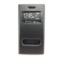 Чехол - книжка Flip WM Lenovo S60 чёрный