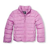 Куртка мятного и сиреневого цвета Children's Place