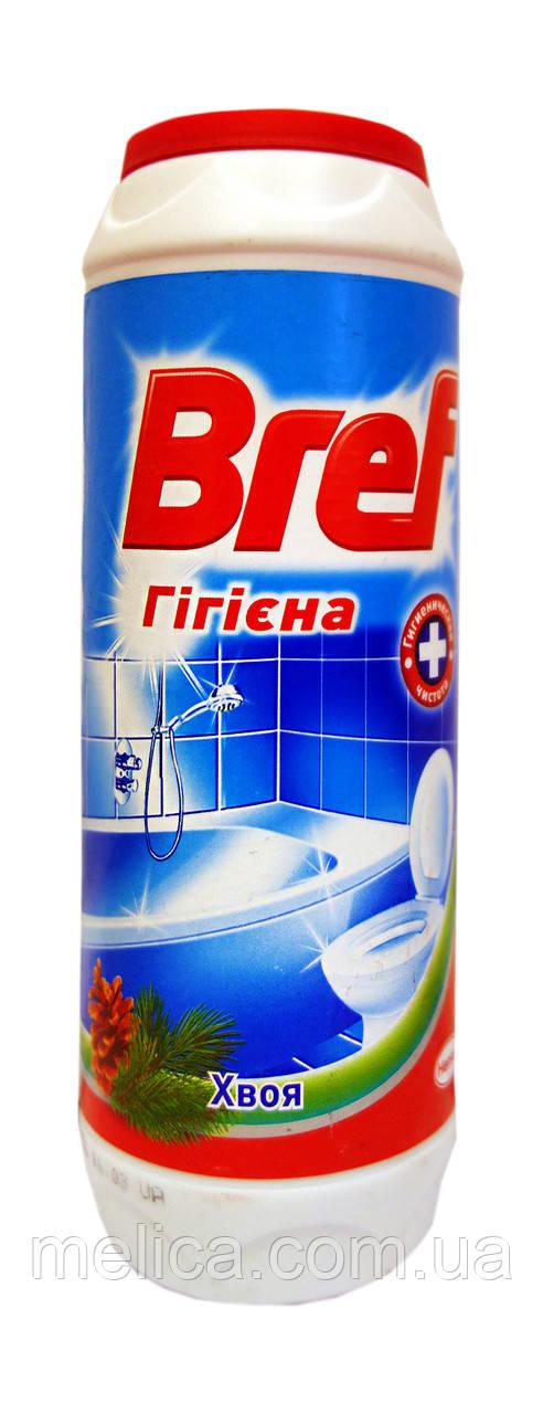 Порошок для чистки Bref Гигиена Хвоя  для ванны и туалета - 500 г. - АВС Маркет в Мелитополе