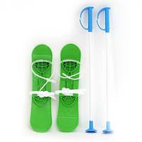 Лыжи детские (пластик Польша) 40 см