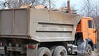 Вывоз строймусора и веток в Харькове