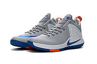 Баскетбольные кроссовки Nike Zoom Air Witness EP grey