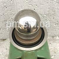 Шар клапана Ø60mm (металевий), сідло клапана до штукатурної станції Putzmeister P13
