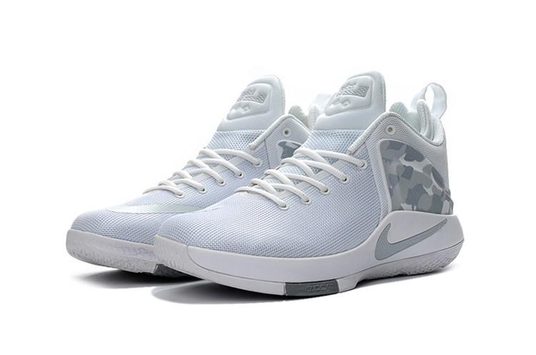 42694876 Баскетбольные кроссовки Nike Zoom Air Witness EP белые: купить в ...