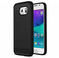 Противоударный бампер Primo Carbon Fiber Series для Samsung Galaxy S7 Edge (G935F)