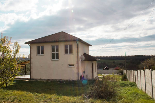 Строительство двух этажного частного дома. Харьковская обл. 2