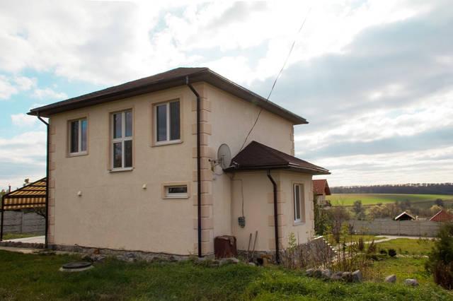 Строительство двух этажного частного дома. Харьковская обл. 1