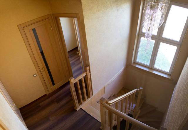 Строительство двух этажного частного дома. Харьковская обл. 11