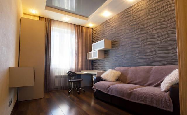 Спальня второго этажа №2.
