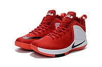 Баскетбольные кроссовки Nike Zoom Air Witness EP красные