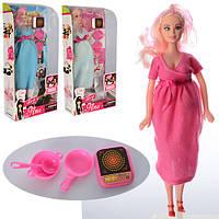 Кукла беременная с аксессуарами 6026T