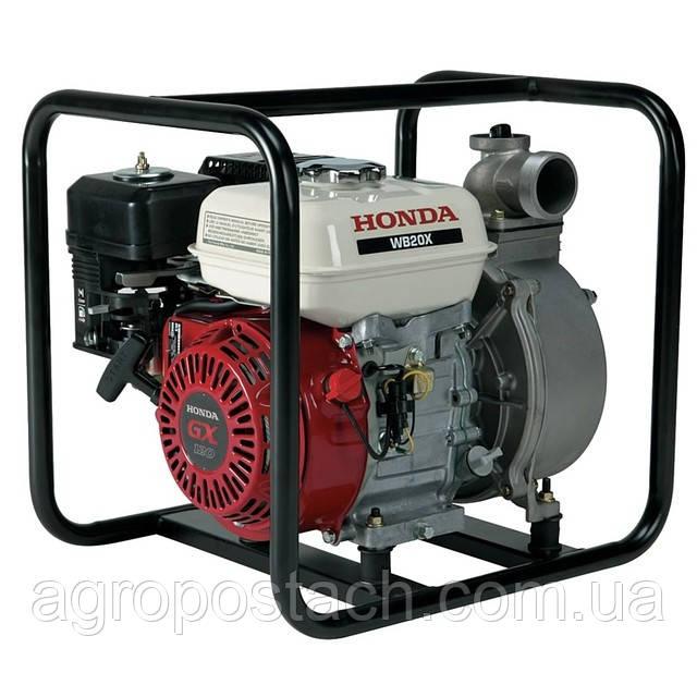 Мотопомпа Honda WB20XT  DRX для чистой воды