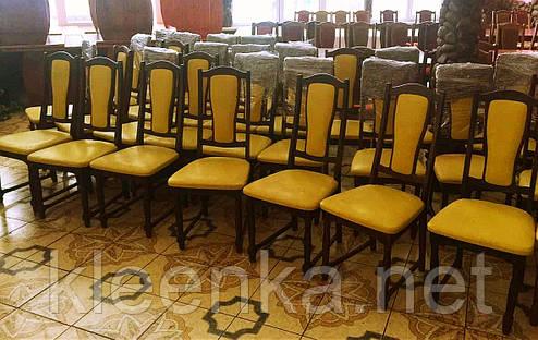 Искусственная кожа для кухонных уголков, стульев, кресел и другой мебели, фото 2