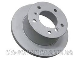 Тормозной диск задний Mercedes Sprinter 308-314 / Volkswagen LT, 272x16 OEM 9024230512
