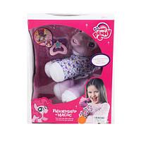 Интерактивная игрушка Лошадка-пони с аксессуарами 66413 Little Pony