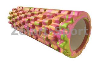 Роллер массажный (Grid Roller) для Йоги