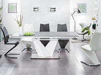 """Скляний стіл Alaras II Signal / Cтеклянный стол """"Alaras II"""" Signal"""