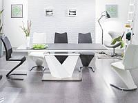 """Скляний стіл Alaras II Signal / Cтеклянный стол """"Alaras II"""" Signal, фото 1"""