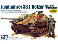 Jagdpanzer 38[t] HETZER 1/35 TAMIYA 35285