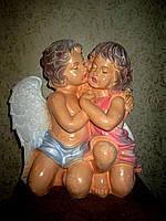 Скульптура Два ангела, фото 1