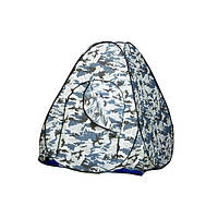 Зимняя туристическая палатка Winner 2x2m, товары для рыбалки