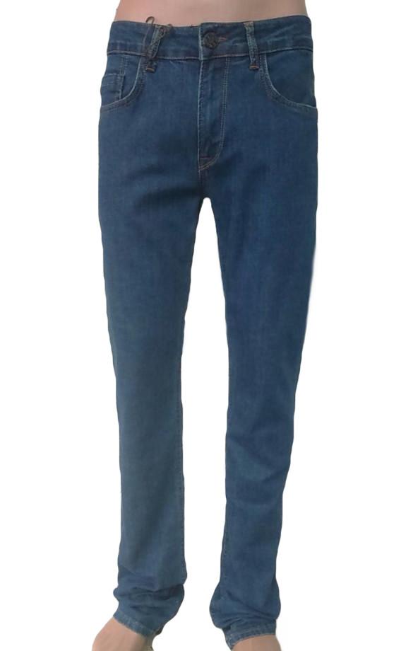 Прямые джинсы мужские Franco Benussi 15-216 синие