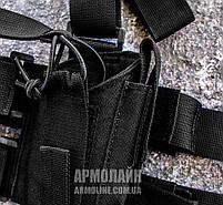 """Кобура тактическая """"SCORPION"""" (BLACK), фото 5"""