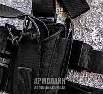 """Кобура тактическая """"SCORPION"""" (BLACK), фото 6"""
