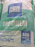 Цемент ПЦ II/ Б —  400/50 кг в мешках по 50 кг
