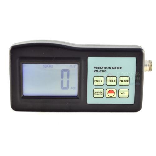 Датчик виброметра WALCOM VM-6360 sensor