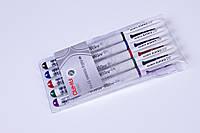 Набір гелевих ручок AIHAO AH-801-5.різні кольори 5 шт., фото 1