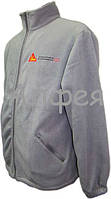 Флисовые корпоративные куртки