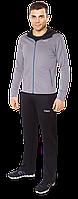 Мужской спортивный костюм c итальянськой ткани размер: (46-S) (48-M) (50-L) (52-XL) (54-XXL)