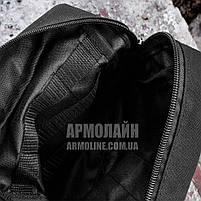 Подсумок на бедро (ANTITERROR) Black, фото 3