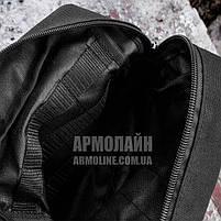 Подсумок на бедро (ANTITERROR) Black, фото 4